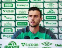 Chapecoense acerta venda de meia para o futebol da Turquia