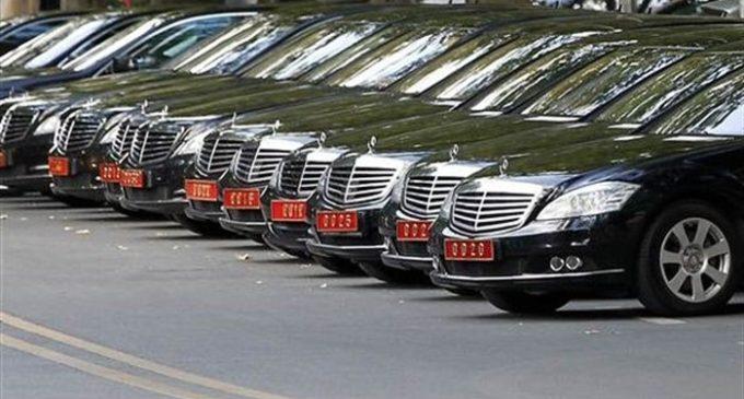 Turquia detém recorde mundial com 125.000 carros oficiais
