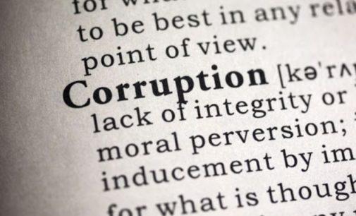 A 'corrupção percebida' da Turquia piorou em 2019