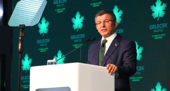 Davutoğlu diz que Erdoğan impediu julgamento de ministros