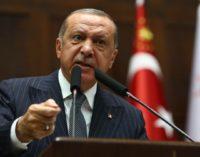 Erdoğan ameaça general Haftar da Líbia