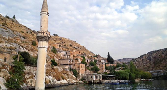 Para criar novas represas, Turquia alaga cidades com tesouros arqueológicos