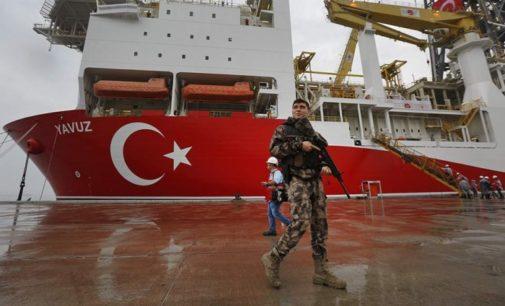 Erdoğan: nada no Mediterrâneo pode acontecer sem a Turquia