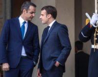 França envia navios ao Mediterrâneo em apoio à Grécia