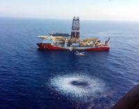 Em meio às tensões Turquia adquire terceiro navio de perfuração