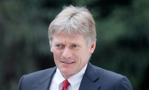 Kremlin não pode garantir segurança de aviões na Síria