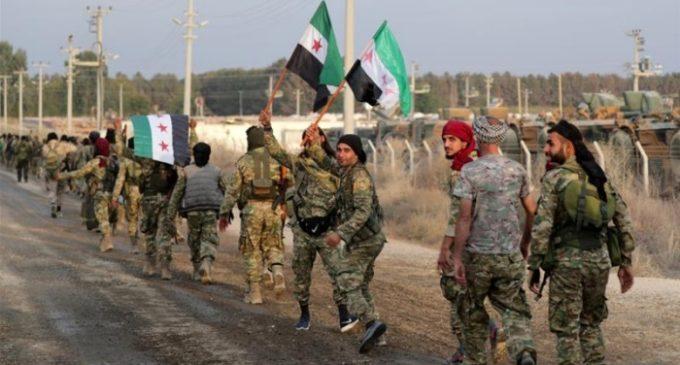 Militantes sírios apoiados pela Turquia não estão felizes em lutar na Líbia