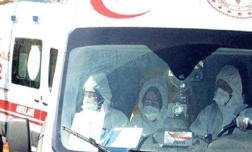 Primeiro caso na Turquia de coronavírus anunciado