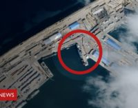 BBC expõe navio turco transportando armas para a Líbia