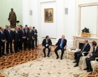 Turquia e Rússia anunciam cessar-fogo em Idlib, na Síria