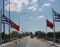 Forças turcas disparam contra veículo militar grego na fronteira