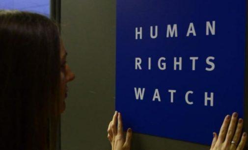 Turquia deve proteger presos políticos do coronavírus, diz HRW