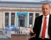 Construção de novo palácio para Erdoğan continua apesar do surto de COVID-19