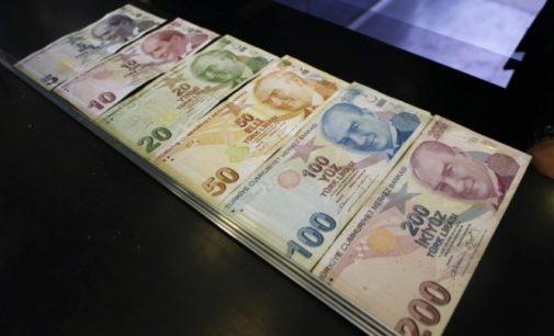 Lira turca atinge nível mais baixo desde crise cambial de 2018