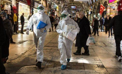 Pandemia de coronavírus alimenta discurso de ódio na Turquia