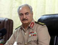 Drone turco matou 5 civis na Líbia, afirmam as forças de Haftar