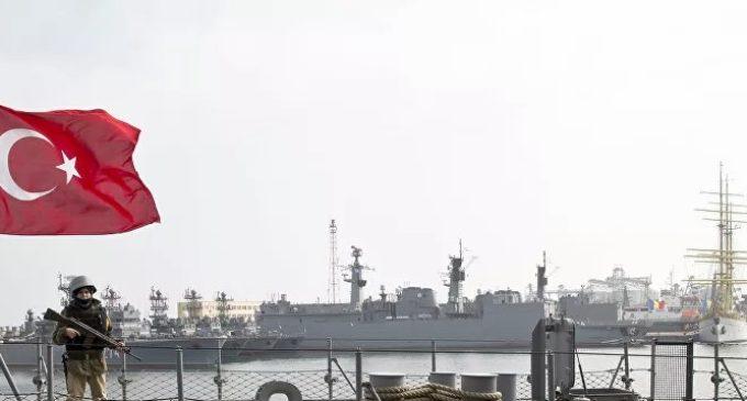 França afirma que Marinha turca teve atitude agressiva em relação à sua embarcação no Mediterrâneo