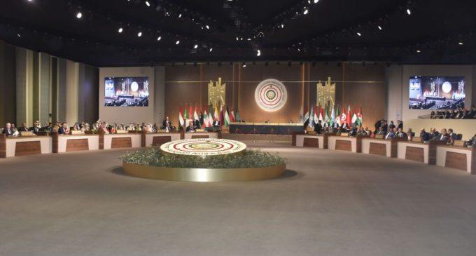 """Parlamento árabe ratifica """"estratégia unificada"""" contra Turquia e Irã"""