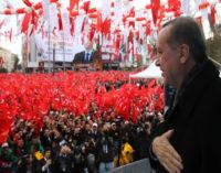 A Turquia de Erdogan e o problema dos 30 milhões