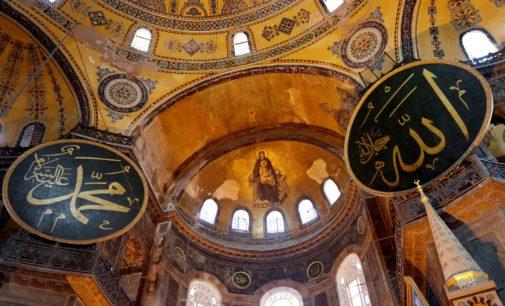 Museu ou mesquita? Batalha por Santa Sofia vai a tribunal