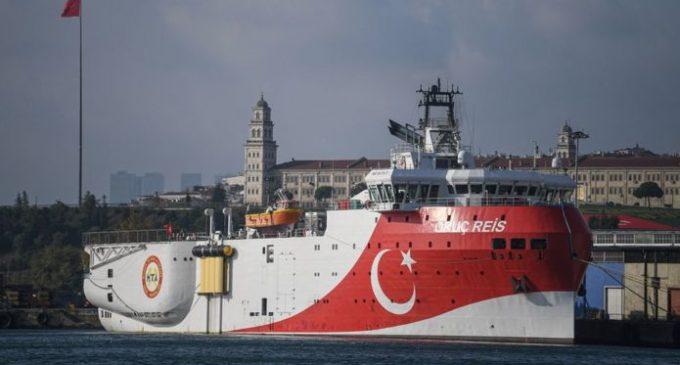 Grécia terá 'resposta que merece' no Mediterrâneo oriental, diz Turquia