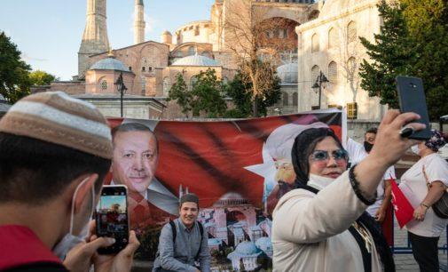 A ditadura presidencial da Turquia