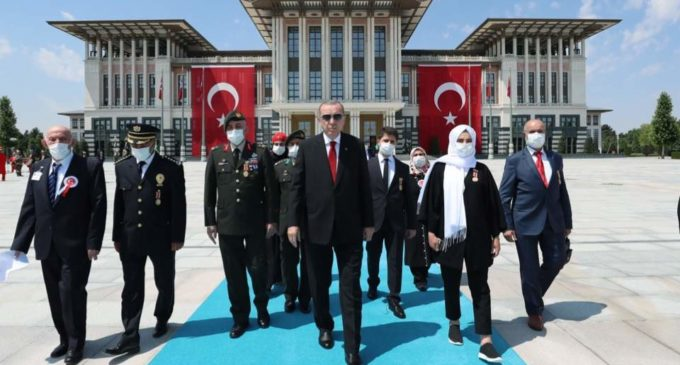 "O assim chamado ""golpe"" na Turquia"