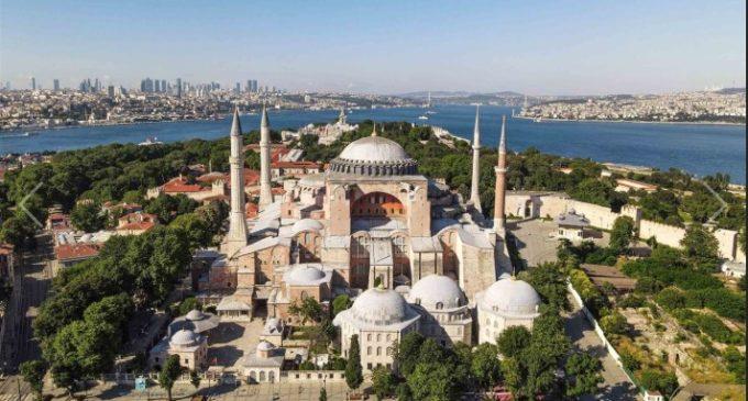 A reversão da trajetória ocidental da Turquia