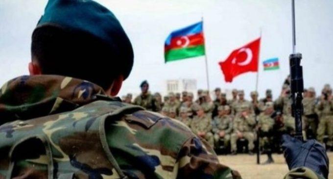 Azerbaijão realiza exercícios militares com a Turquia em meio a confrontos com a Armênia