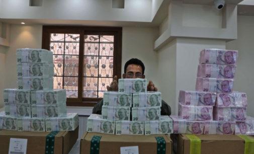 Erdogan escondeu um profundo desastre econômico em bancos turcos