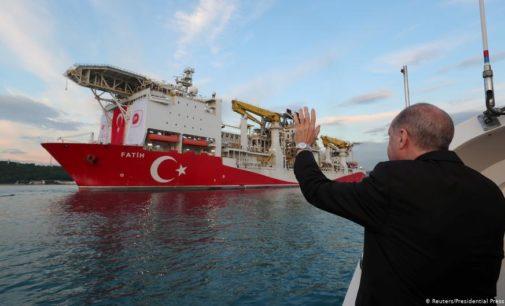 """""""Milagre"""" do gás no Mar Negro não resolverá os problemas da Turquia"""