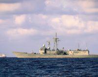 A Turquia enfrenta marinhas formidáveis no Mediterrâneo Oriental