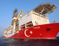 """A busca da Turquia por reservas contestadas de petróleo e gás tem ramificações """"muito além"""" da região"""