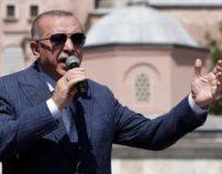 Erdogan está financiando grupos do ISIS para radicalizar muçulmanos indianos