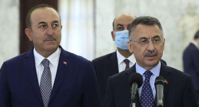 Turquia envia armas para o Líbano via Síria