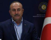 Turquia se diz pronta para negociações no conflito do Mediterrâneo