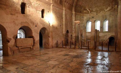 Turquia reabre museu do monastério ortodoxo do século 4