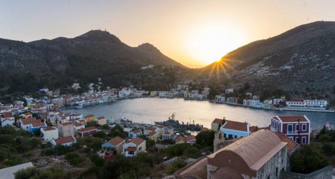 Esta Ilha grega quer fim de rixa entre Grécia e Turquia