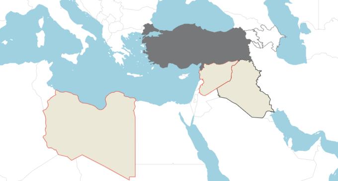 As forças armadas da Turquia estão sobrecarregadas?