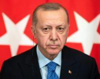 Documento da UE alerta sobre retrocessos da Turquia no Estado de Direito