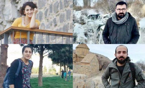 Jornalistas presos por noticiarem sobre curdos torturados e atirados de helicóptero