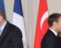 O problema do Erdogan com a Europa não se restringe apenas a Macron
