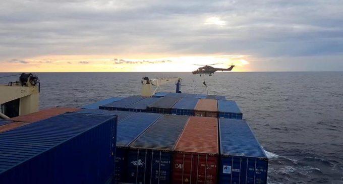 Turquia bloqueia inspeção da UE em navio de carga que viaja para a Líbia