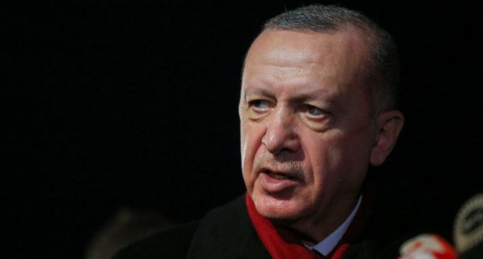 """Erdoğan insiste que a Turquia faz parte da Europa, mas não irá tolerar """"ataques"""""""