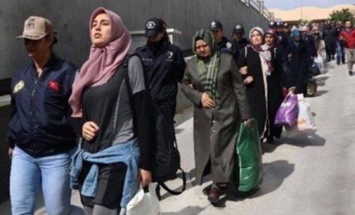 A oposição ao assédio sexual e às revistas intimas nas prisões turcas