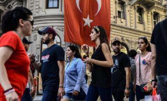 A crescente polarização na Turquia ameaça a democracia