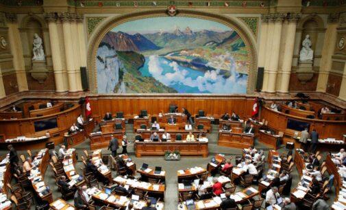 Os parlamentares suíços pedem que o governo não ratifique o acordo comercial com a Turquia, citando violações de direitos