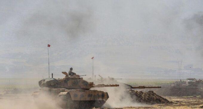 Turquia usa armas químicas no Iraque