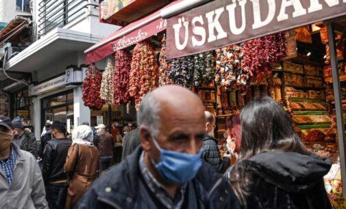 Dados econômicos confirmam falta de confiança pública no governo turco