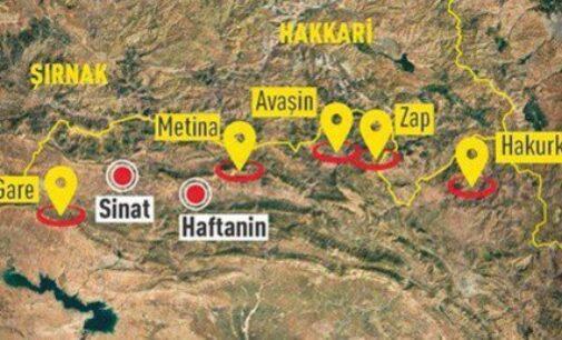 A Turquia continua nova operação militar na região do Curdistão do Iraque